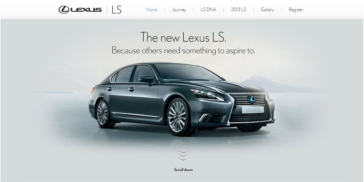lexus asia