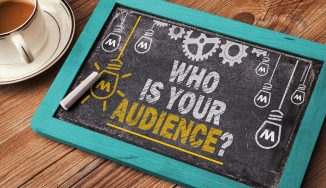 target audiences and user personals