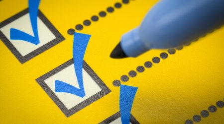 building and IA checklist
