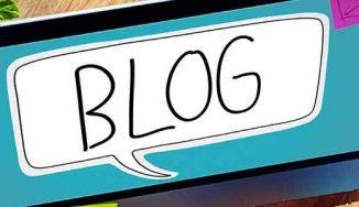 website development blog