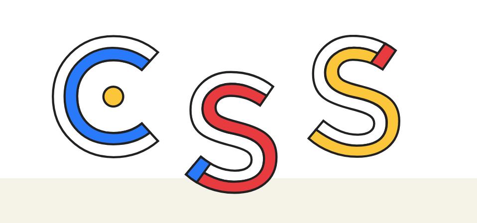 CSS color palette
