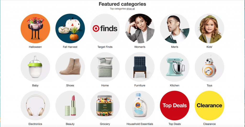 targets user experience images