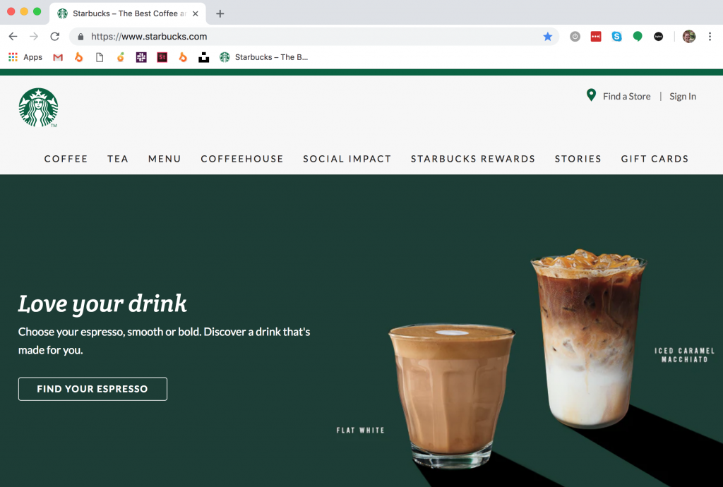 Starbucks Favicon