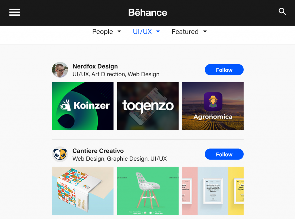 How to Create a Slick UX Design Portfolio in 2019 - Slickplan