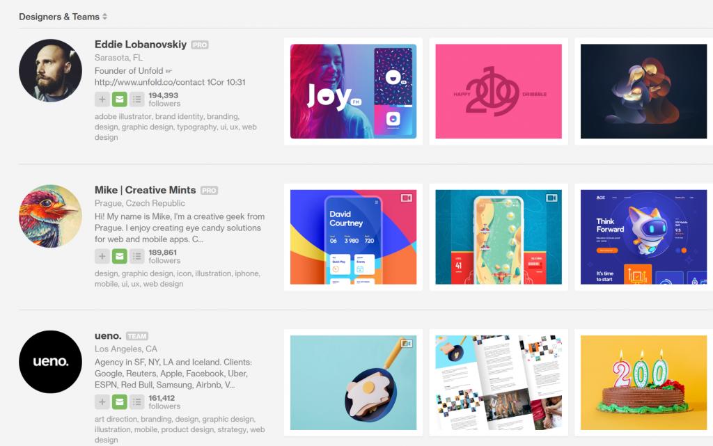 13af4655cbf97 How to Create a Slick UX Design Portfolio in 2019 - Slickplan