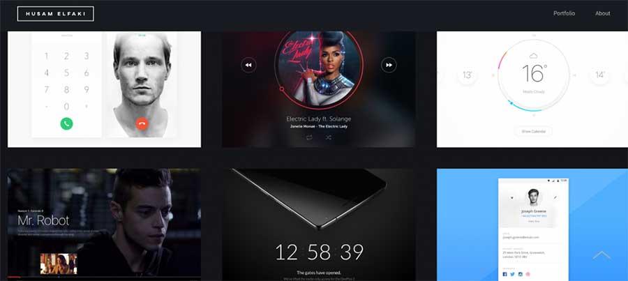 UX Designer Portfolio